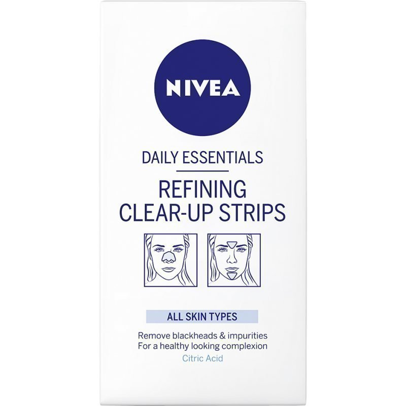 Nivea Daily Essentials All Skin TypesUp Strips 6st