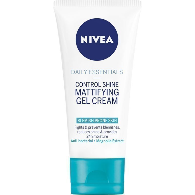 Nivea Daily Essentials Anti-Blemish Control Shine Mattifying Gel Cream 50ml