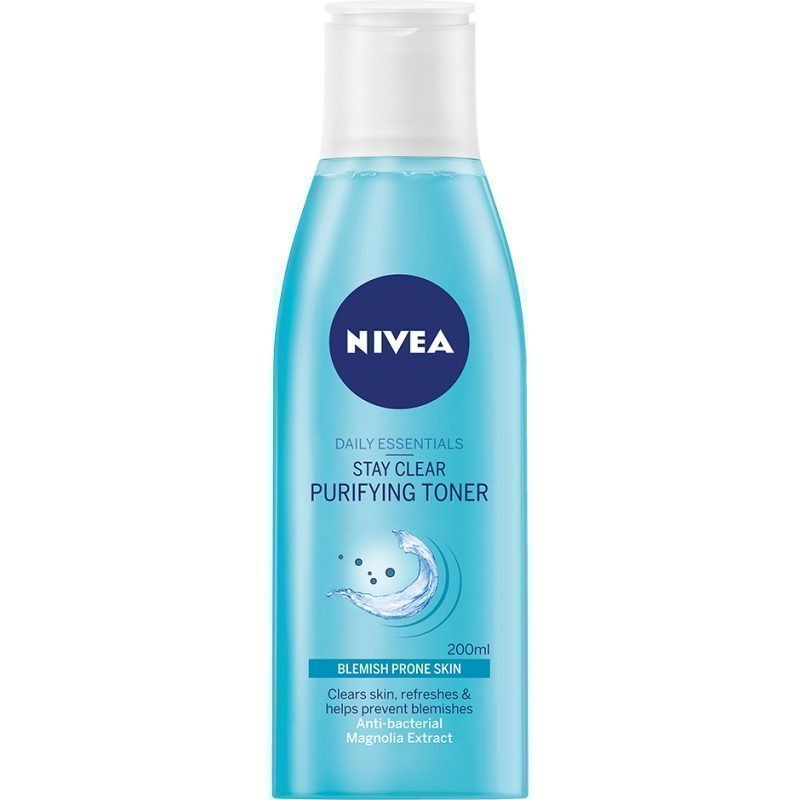 Nivea Daily Essentials Anti-Blemish Stay Clear Purifying Toner 200ml