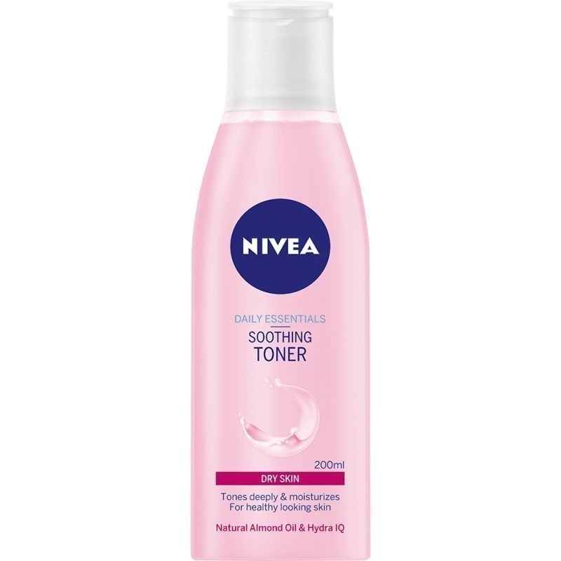 Nivea Daily Essentials Dry Skin Soothing Toner 200ml