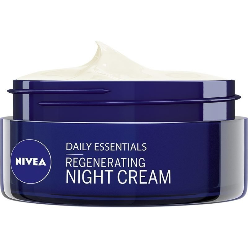 Nivea Daily Essentials Normal Skin Regenerating Night Cream 50ml