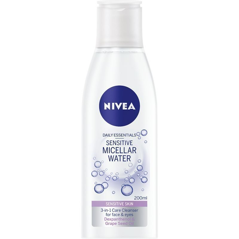 Nivea Daily Essentials Sensitive Micellar Water 200ml