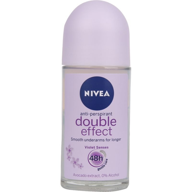 Nivea Double Effect 48hOn 50ml