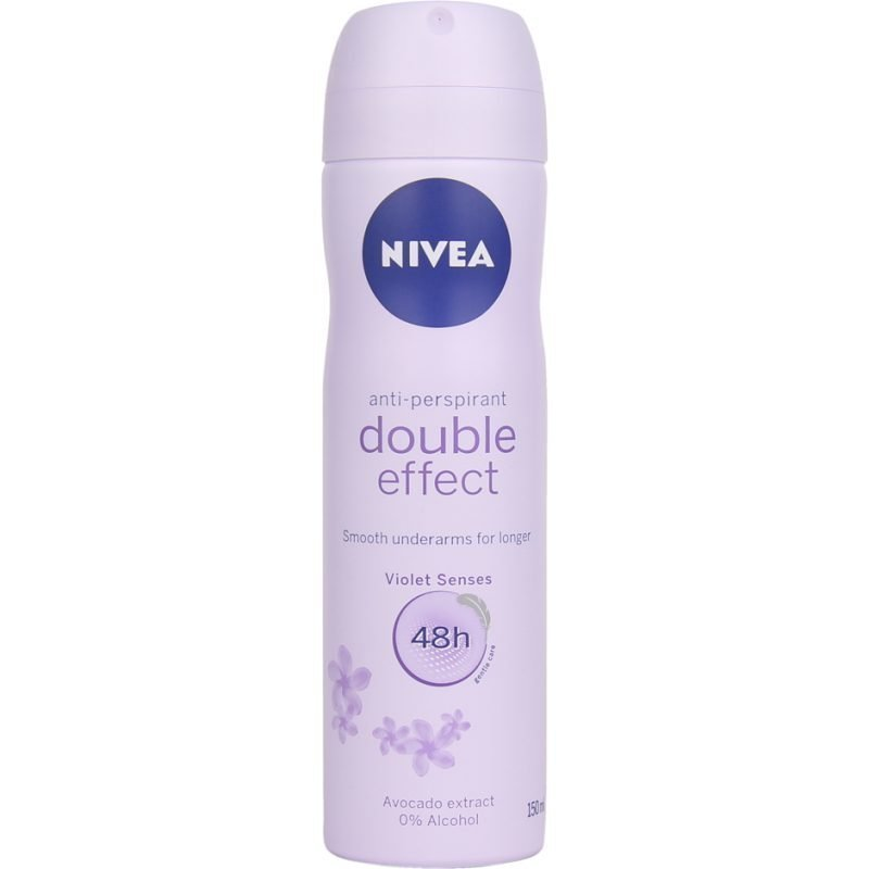 Nivea Double Effect 48hSpray 150ml