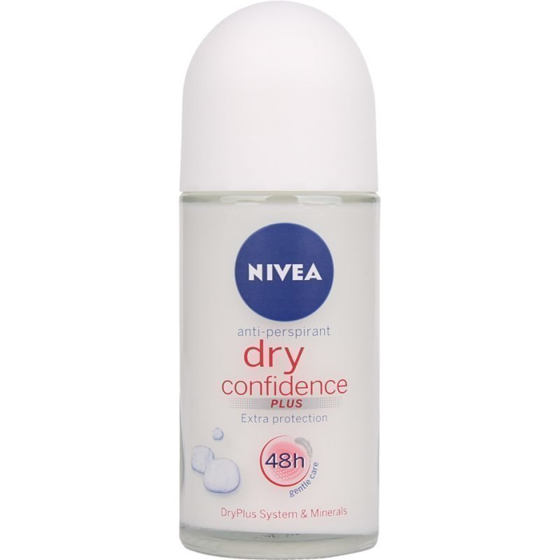 Nivea Dry Confidence 48hOn 50ml