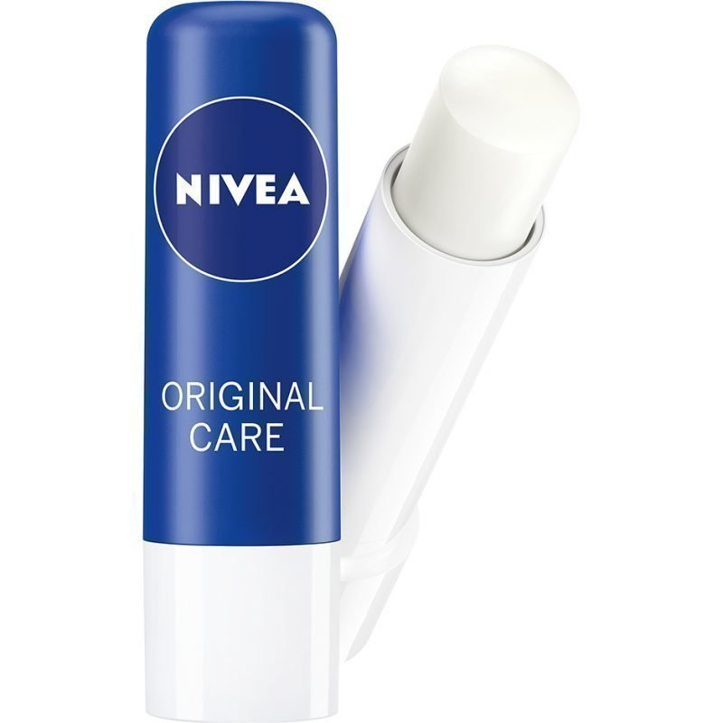 Nivea Essential Care Lip Care 4
