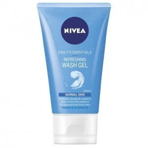 Nivea Essentials Refreshing Puhdistusgeeli 150 Ml