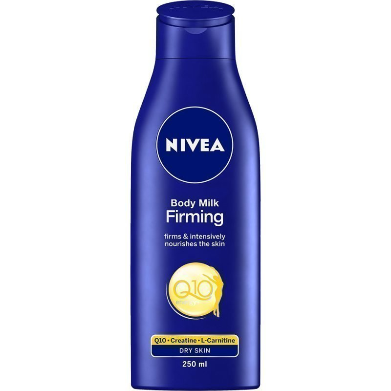 Nivea Firming Body Lotion Q10 Energy+ Dry Skin 250ml