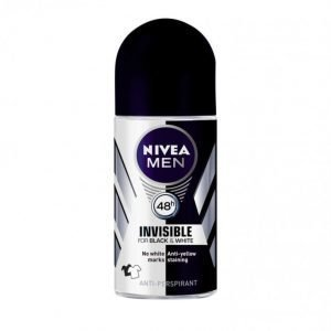Nivea For Men Black & White Roll On Power