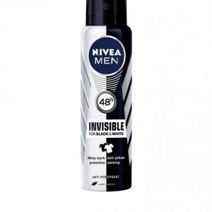 Nivea For Men Black & White Spray Power