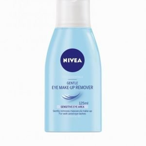 Nivea Gentle Eye Make Up Remover 125 Ml Silmämeikinpoistoaine