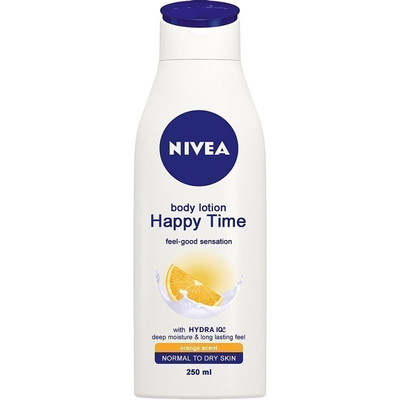 Nivea Happy Time Body Lotion Normal to Dry Skin 250ml