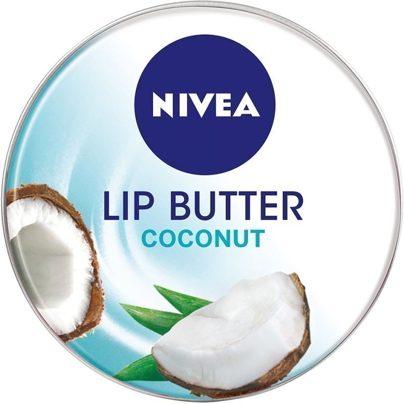 Nivea Lip Butter Coconut 16