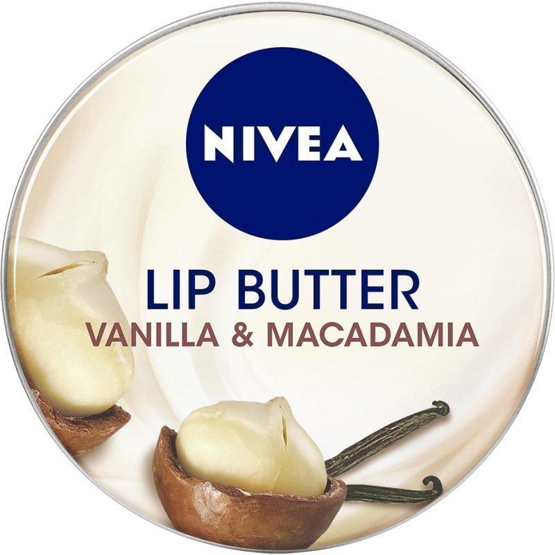 Nivea Lip Butter Vanilla & Macadamia 16