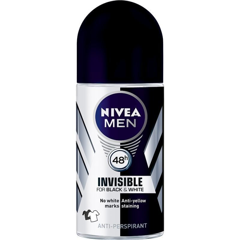 Nivea MEN Invisible Black & WhiteOn 50ml