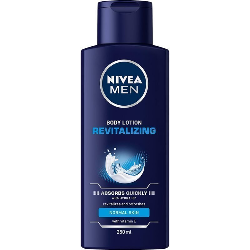 Nivea MEN Revitalizing Body Lotion 250ml
