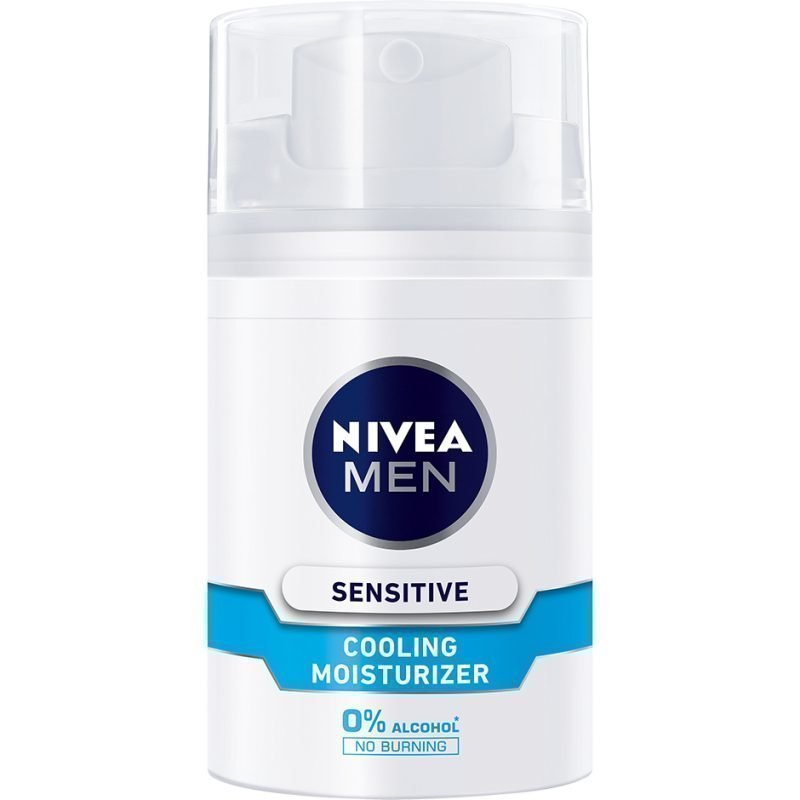 Nivea MEN Sensitive Cooling Moisturizer 75ml