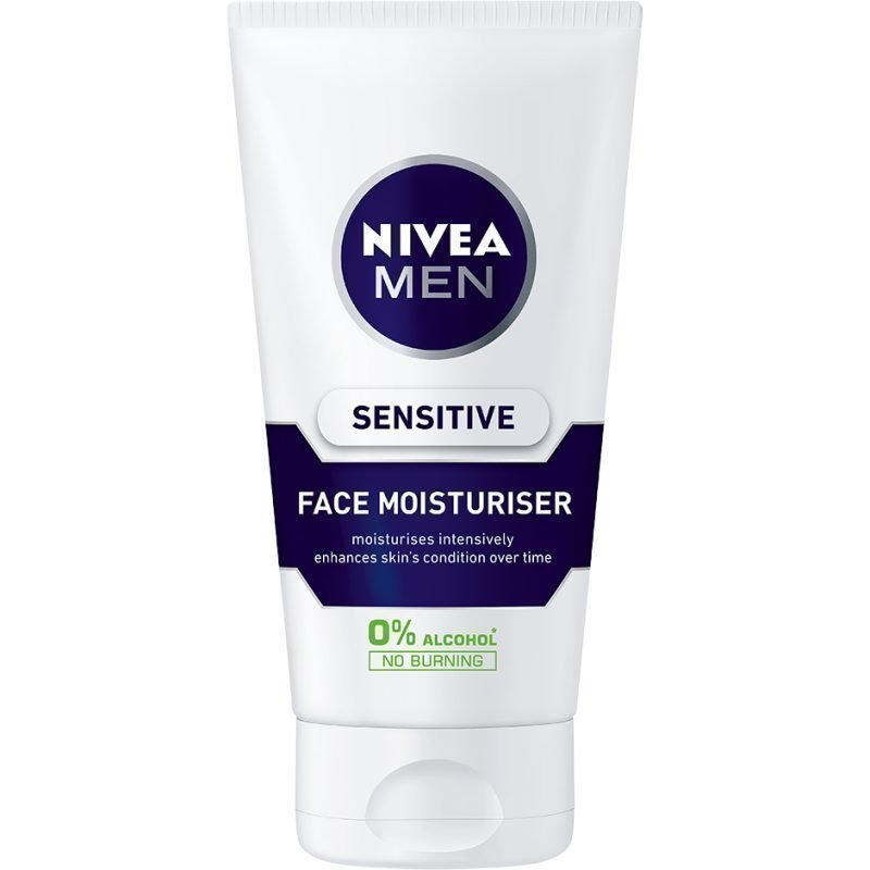 Nivea MEN Sensitive Face Care Lotion 75ml