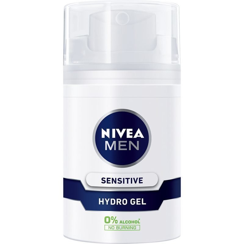 Nivea MEN Sensitive Hydro Gel 50ml