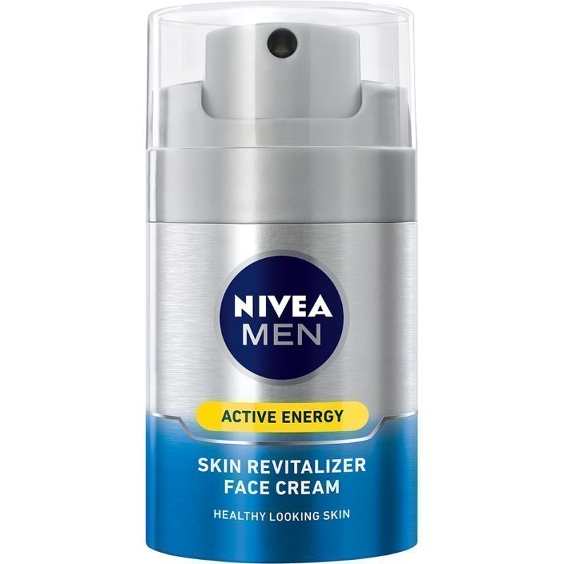 Nivea MEN Skin Energy Face Care Cream 50ml