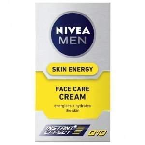 Nivea Men Active Energy Kasvovoide 50 Ml