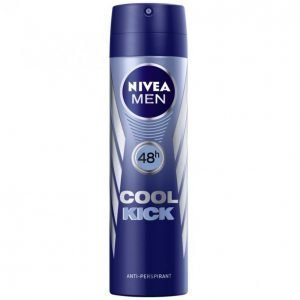 Nivea Men Cool Kick Deo Spray 150 Ml