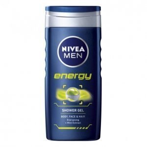 Nivea Men Energy Suihkusaippua 250 Ml