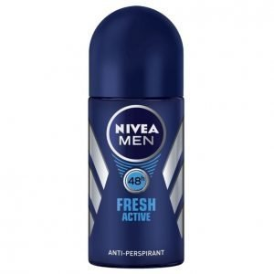 Nivea Men Fresh Active Deo Roll-On 50 Ml