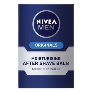 Nivea Men Moisturising After Shave Balm Partabalsami 100 Ml