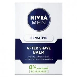 Nivea Men Sensitive After Shave Balm Balsami 100 Ml