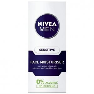 Nivea Men Sensitive Kasvovoide 75 Ml