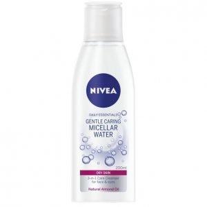 Nivea Micellair Skin Breathe Micellar Water Dry Skin Puhdistusvesi Kuiva 200ml