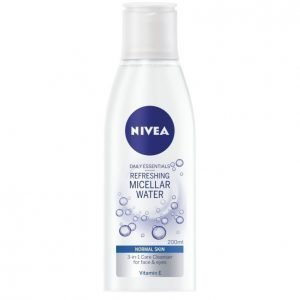Nivea Micellair Skin Breathe Micellar Water Normal Skin Puhdistusvesi No 200ml