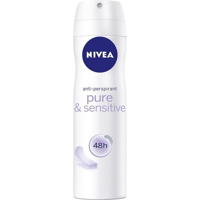 Nivea Pure & Sensitive Deospray 150ml