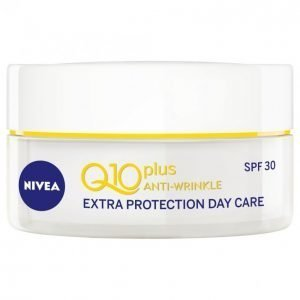 Nivea Q10 Plus Extra Protection Spf 30 Päivävoide 50 Ml