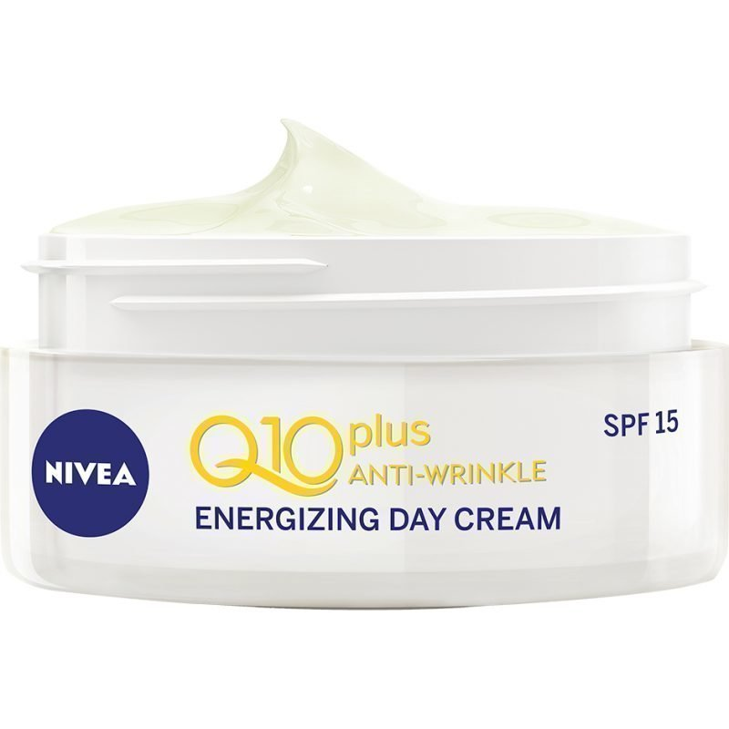 Nivea Q10 PlusWrinkle Energizing Day Cream SPF15 50ml
