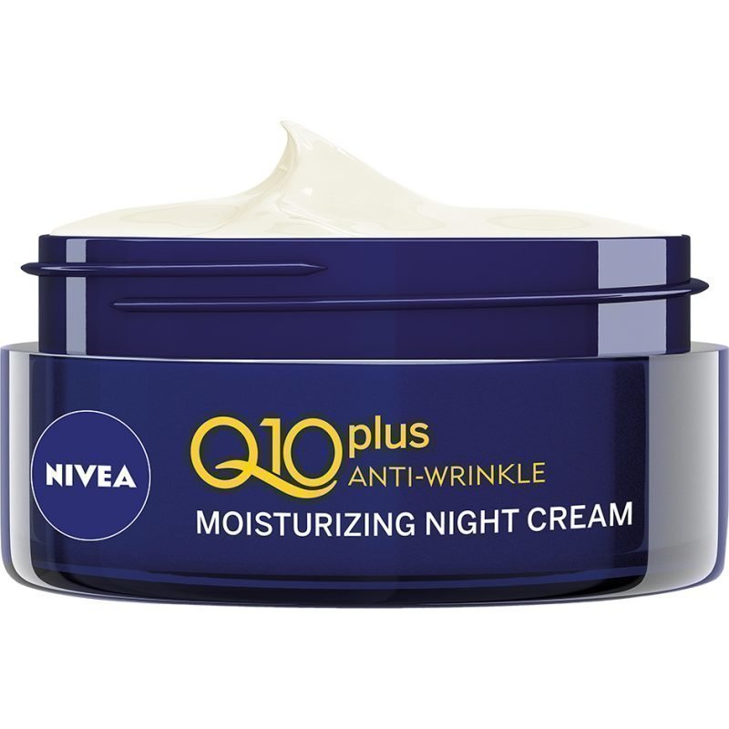 Nivea Q10 PlusWrinkle Moisturizing Night Cream 50ml