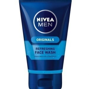 Nivea Refreshing Face Wash Gel 100ml