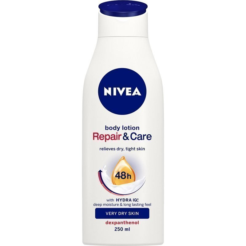 Nivea Repair & Care Body Lotion Very Dry Skin 250ml