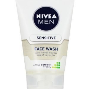 Nivea Sensitive Face Wash 100ml