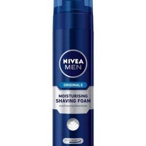Nivea Shaving Foam Moisturising 200ml
