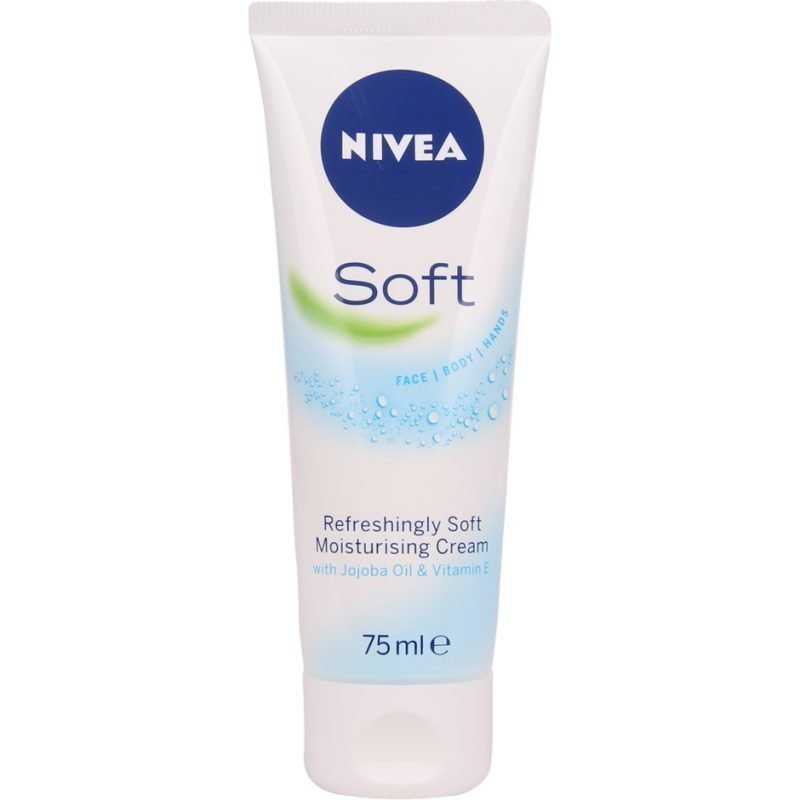 Nivea Soft Moisturising Cream Refreshingly Soft 75ml