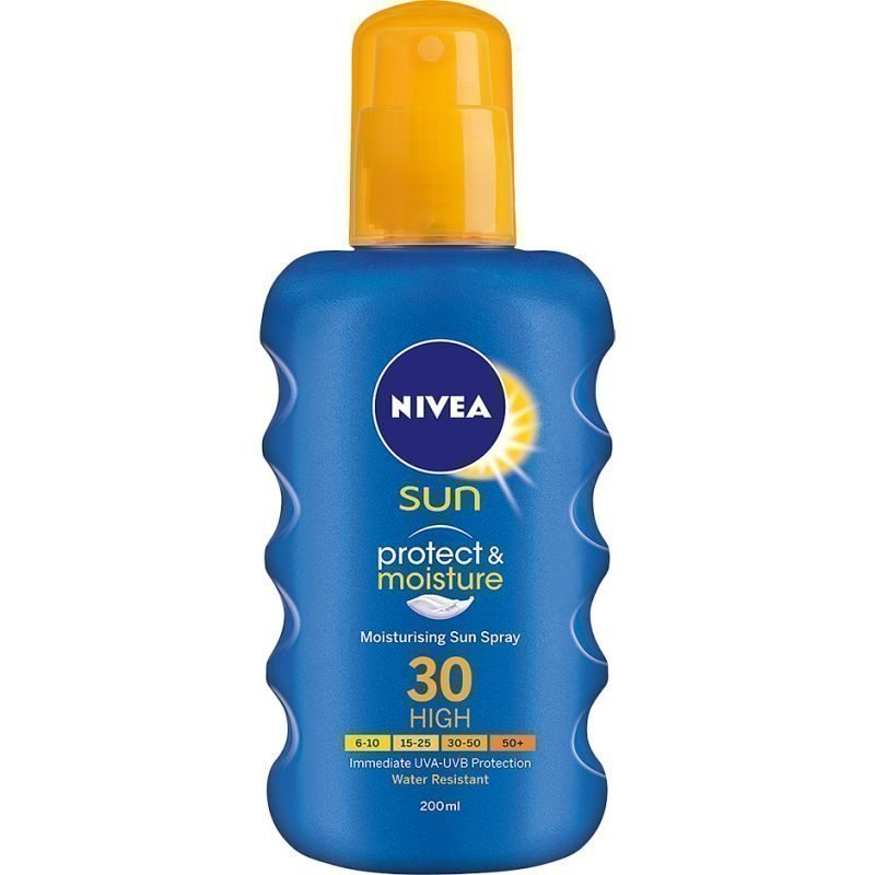 Nivea Sun Protect & Moisture Spray SPF30 200ml
