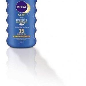 Nivea Sun Spray SPF 15