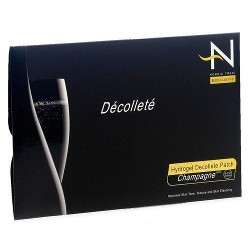 Nordic Treat Exclusive Hydrogel Décolleté Patch