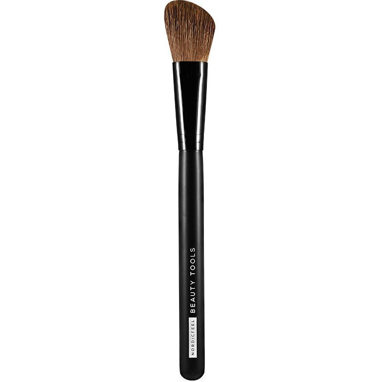 NordicFeel Beauty Tools Angled Blush Brush Medium Brush