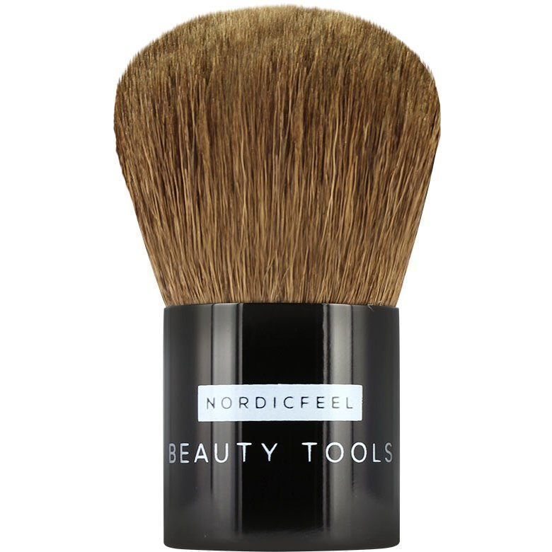 NordicFeel Beauty Tools Every Day Kabuki Brush Large Brush