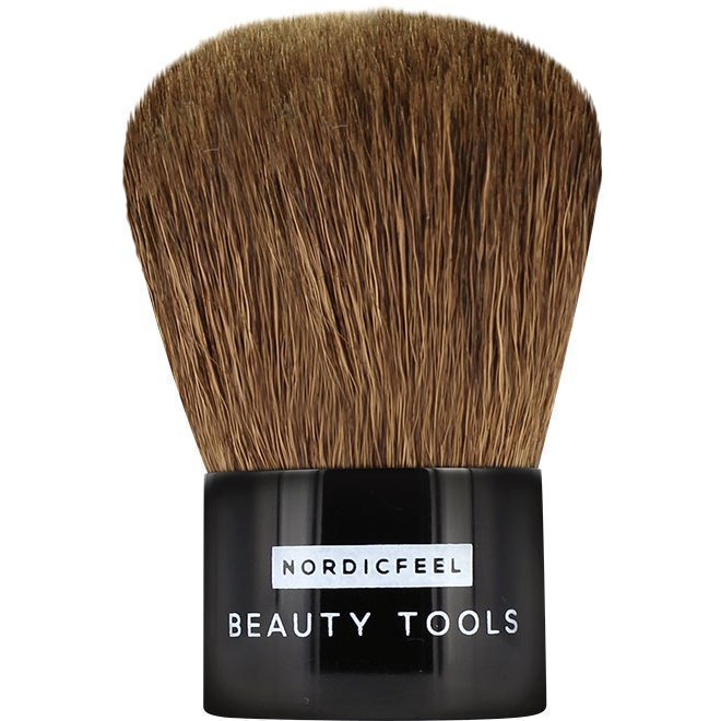 NordicFeel Beauty Tools Every Day Kabuki Brush Small Brush