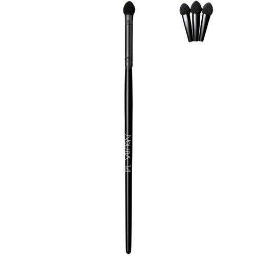 Nouba Eye Applicator Brush 14 + 3 Refills
