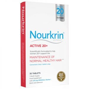 Nourkrin Active 20+ Tablets 30 Tablets